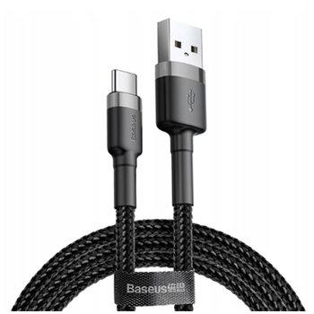 Baseus kabel USB Typ-C QUICK CHARGE 3.0 - Czarny-EtuiStudio