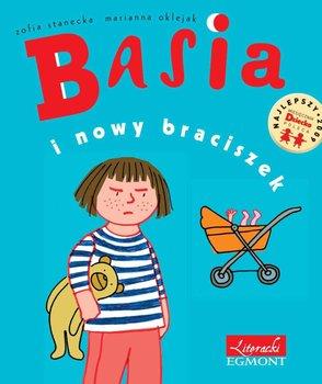 Basia i nowy braciszek                      (ebook)