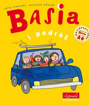 Basia i podróż                      (ebook)