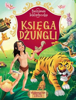 Baśniowa biblioteczka Księga dżungli-Opracowanie zbiorowe