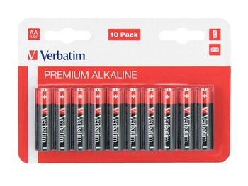 Bateria alkaliczna AA VERBATIM 49875, 10 szt.-Verbatim
