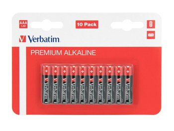 Bateria alkaliczna AAA VERBATIM 49874, 10 szt.-Verbatim