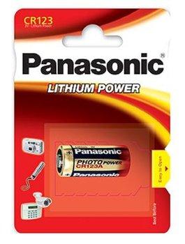 Bateria CR123 PANASONIC, 1400 mAh-Panasonic