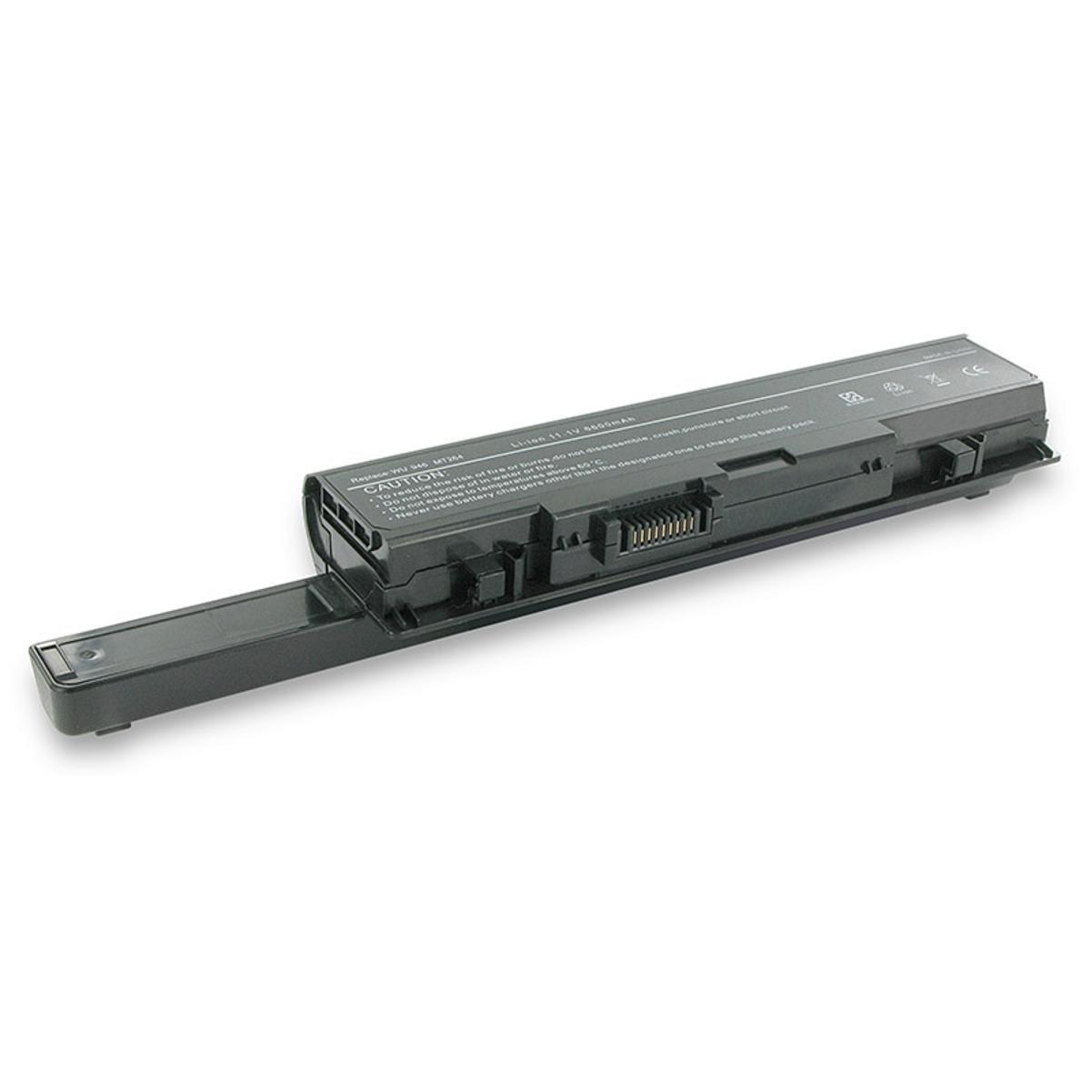Bateria do notebooka Dell Studio 15 WHITENERGY High Capacity, 11.1 V, 6600 mAh