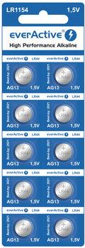 Bateria guzikowa LR44 G13 EVERACTIVE, 10 szt.-EverActive