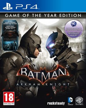 Batman Arkham Knight - Game of The Year Edition - RockSteady Studios