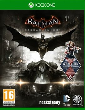 Batman: Arkham Knight-RockSteady Studios