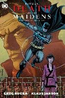 Batman Death & The Maidens Deluxe Edition - Palmiotti Jimmy, Rucka Greg