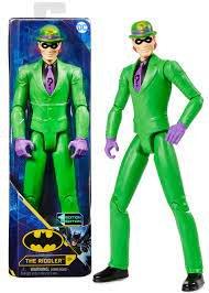 Batman Riddler duża figurka akcji ruchoma 30 cm DC Comics Spin Master