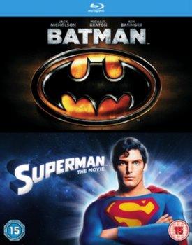 Batman/Superman: The Movie (brak polskiej wersji językowej)-Donner Richard, Burton Tim