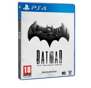 Batman: The Telltale Series - Telltale Games
