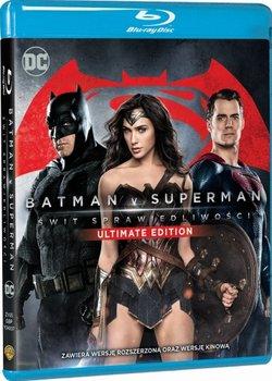 Batman v Superman: Świt sprawiedliwości - Ultimate Edition (edycja rozszerzona)-Snyder Zack