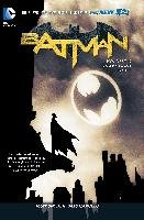 Batman Vol. 6: Graveyard Shift (the New 52)-Capullo Greg, Snyder Scott