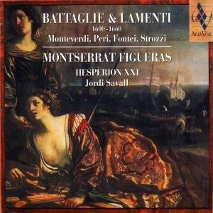 Battaglie Lamenti-Savall Jordi
