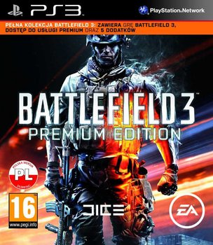 Battlefield 3 - Edycja Premium-EA DICE / Digital Illusions CE