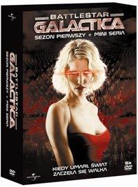 Battlestar Galactica. Sezon 1-Rymer Michael