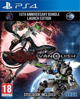 Bayonetta & Vanquish - 10th Anniversary Bundle-Sega