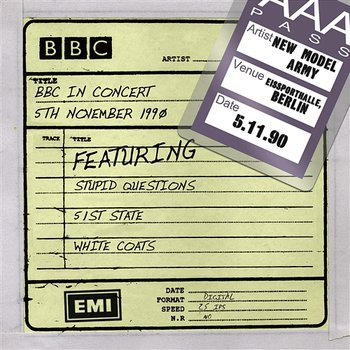 BBC In Concert [5th November 1990]-New Model Army