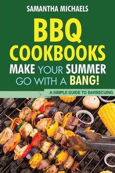 BBQ Cookbooks-Michaels Samantha