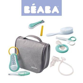 Beaba, Kosmetyczka z 9 akcesoriami, Grey-Beaba
