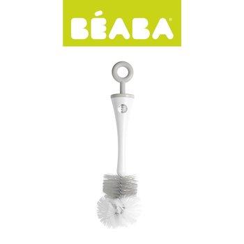 Beaba, Szczoteczka do butelek i smoczków, Grey-Beaba