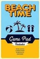 Beach Time Game Pad-Parragon Books Ltd.