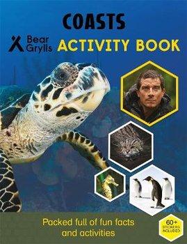 Bear Grylls Sticker Activity: Coasts-Grylls Bear