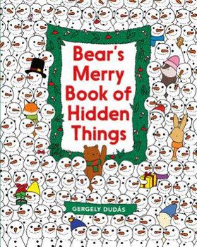 Bear's Merry Book of Hidden Things-Dudas Gergely