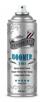 Beardburys, Boomer, lakier do włosów 2w1, 400 ml-Beardburys
