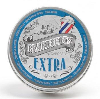 Beardburys, Extra, pomada o bardzo mocnym utrwaleniu, 100 ml-Beardburys