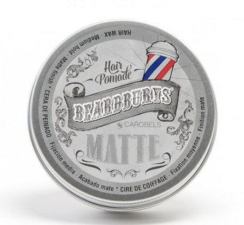 Beardburys, Matte, pomada o matowym wykończeniu, 100 ml-Beardburys