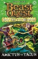 Beast Quest Battle of the Beasts: Amictus Vs Tagus-Blade Adam