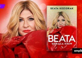 Beata Kozidrak wydaje książkę!