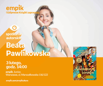 Beata Pawlikowska | Empik Junior