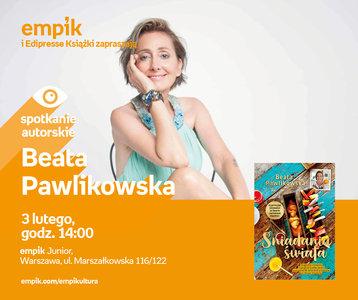 Beata Pawlikowska | Empik Junior