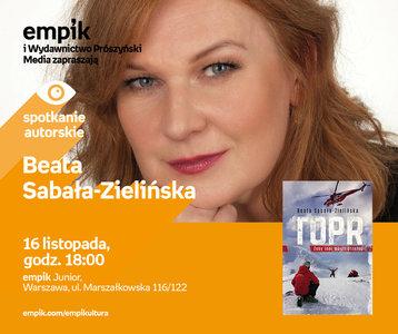 Beata Sabała - Zielińska | Empik Junior