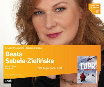Beata Sabała-Zielińska | Empik Silesia