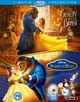 Beauty and the Beast: 2-movie Collection (brak polskiej wersji językowej)-Wise Kirk, Trousdale Gary, Condon Bill