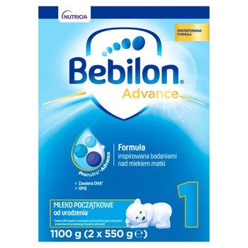 Bebilon Advance 1, Mleko początkowe od urodzenia, 1100 g-Bebilon