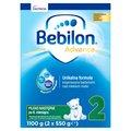 Bebilon Advance 2, Mleko następne 6+, 1100 g-Bebilon
