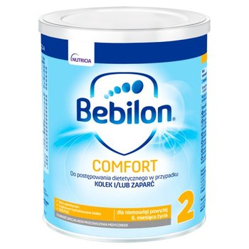 Bebilon, Mleko, COMFORT 2, 400 g, 6m+-Bebilon