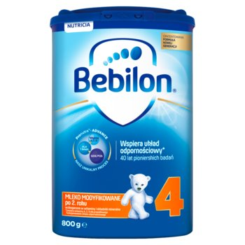 Bebilon, Mleko, Junior 4, 800 g, 18m+-Bebilon
