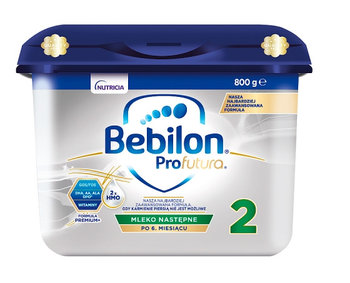Bebilon Profutura 2, Mleko następne powyżej 6. miesiąca, 800 g-Bebilon