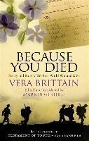 Because You Died-Brittain Vera