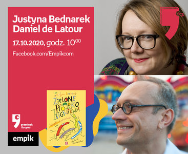 Bednarek, De Latour – Premiera | Wirtualne Targi Książki. Przecinek i Kropka