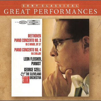 Beethoven: Piano Concertos Nos. 3 & 4-Leon Fleisher, The Cleveland Orchestra, George Szell