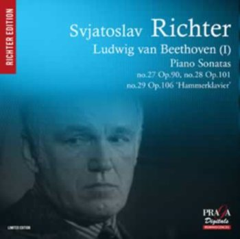 Beethoven: Piano Sonatas I-Richter Sviatoslav