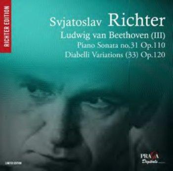 Beethoven: Sonata No. 31, Diabelli Variations-Richter Sviatoslav