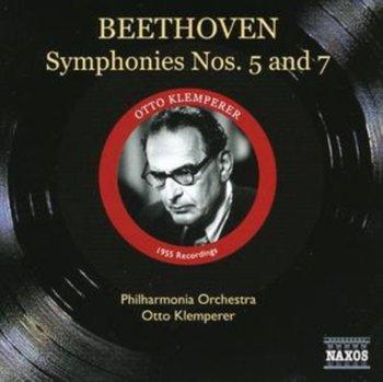 Beethoven Symphonies 5 7 Klemp-Klemperer Otto