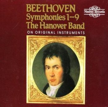 Beethoven: Symphonies Nos. 1-9-The Hanover Band